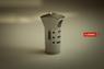 Дульный тормоз-компенсатор Bulletec АР-6014 для калибров 5,45; .223 (14х1L)