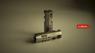 Титановый ДТК Bulletec ST-6014Ti для калибров 5,45; .223 (М14х1Л))