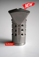 """Дульный тормоз-компенсатор Bulletec АР-6012B для калибров 5,45; .223 (1/2""""-28 UNEF)"""